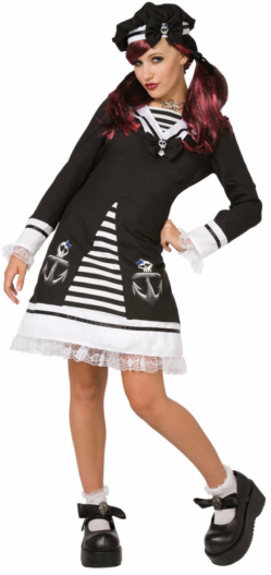 Gothic Sailor Adult Costume
