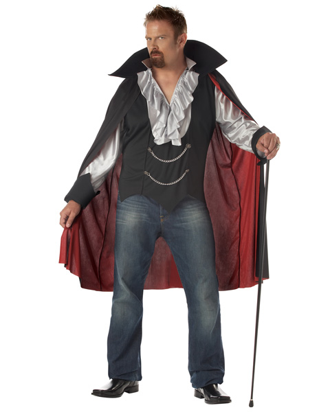 Very Cool Vampire Plus Costume