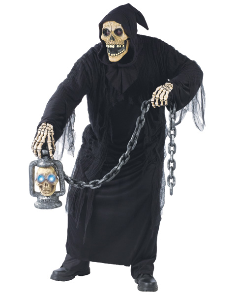 Grave Ghoul Plus Size Costume