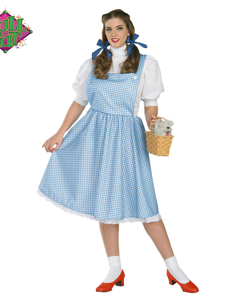 Plus Size Dorothy Costume for Adult