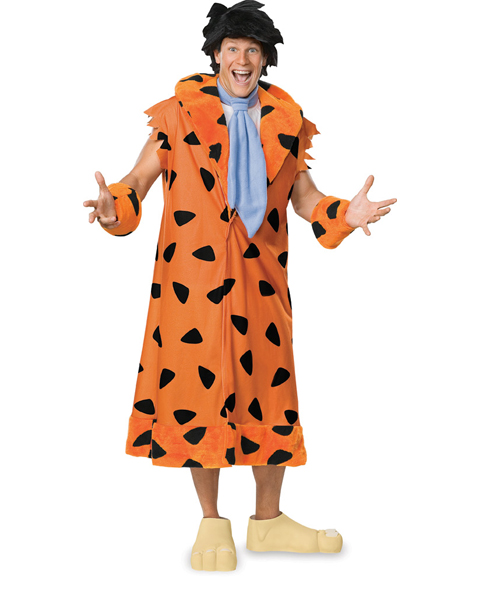 Plus Size Fred Flintstone Adult Costume