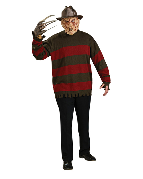 Plus Size Freddy Sweater Costume