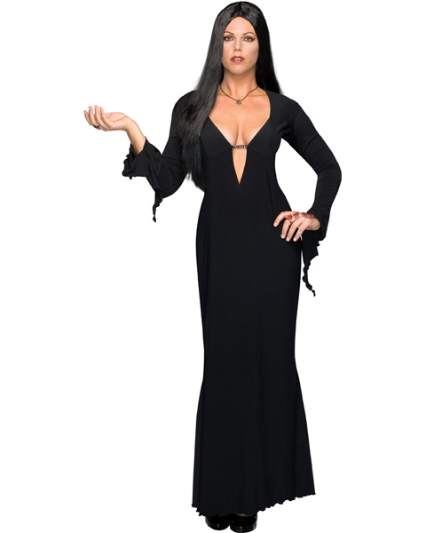 Plus Size Morticia Costume