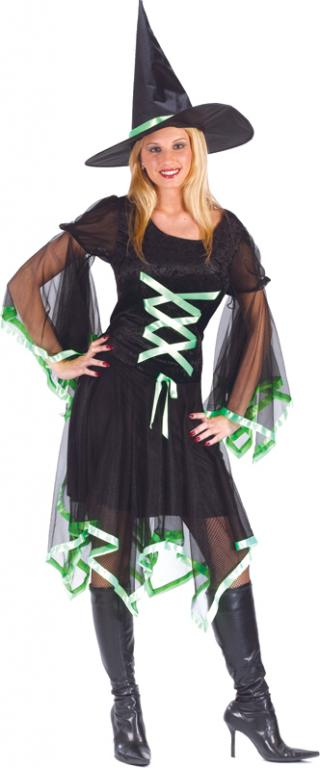 Ribbon Witch Plus Size Adult Costume