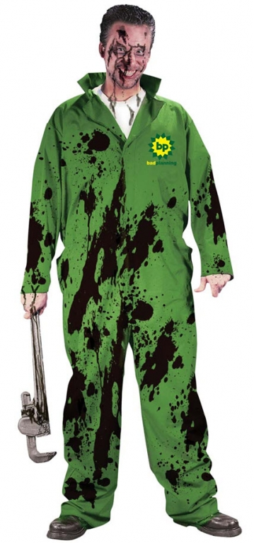 Bad Planning BP Plus Size Adult Costume