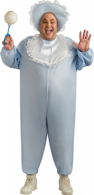Baby Boy Plus Size Costume