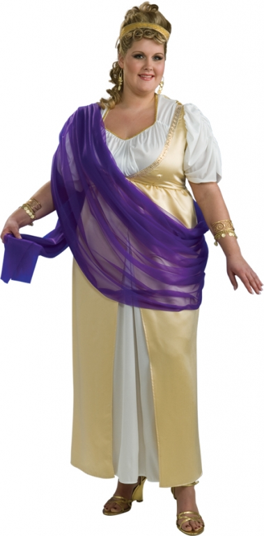 Aphrodite Plus Size Costume