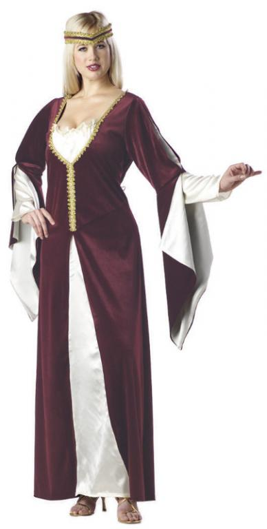 Regal Princess Plus Size Adult Costume