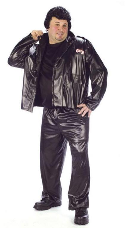 Grease Danny T-bird Plus Adult Costume