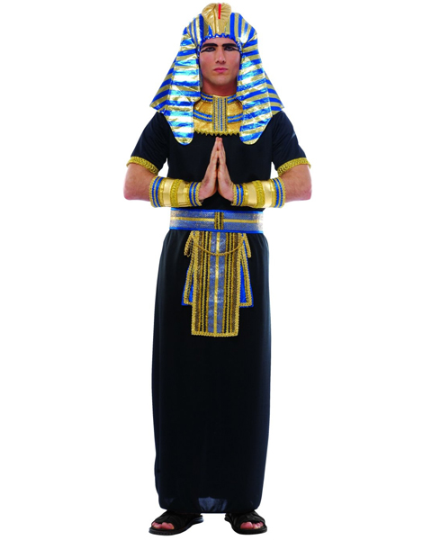 Mens Plus Pharaoh Costume