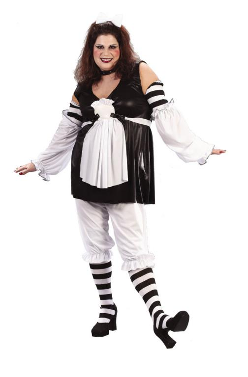 Goth Ann Plus Size Adult Costume