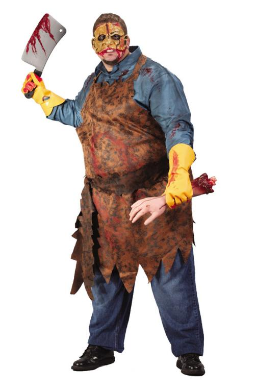 Butcher Plus Size Adult Costume