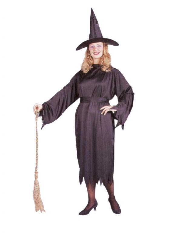 Witchy Witch Plus Size Adult Costume