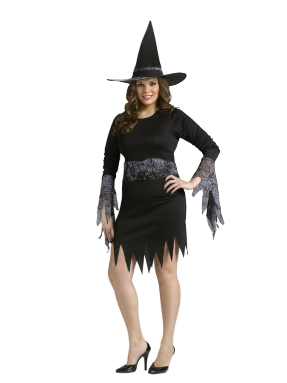 Goth Witch Costume
