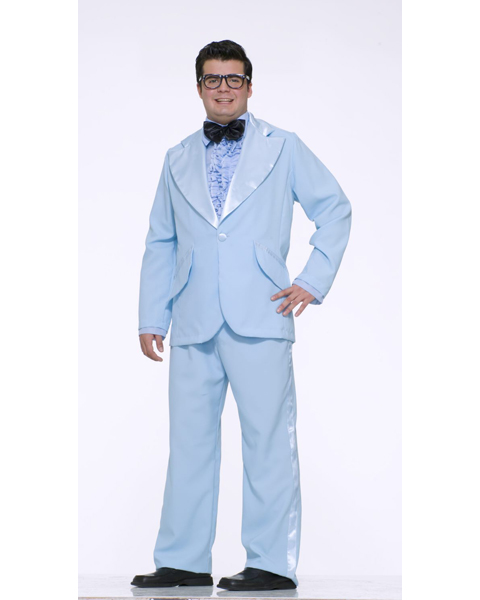 Mens Plus Size Prom King Costume