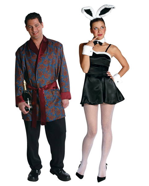 Cocktail Hunny Black Costume for Couple