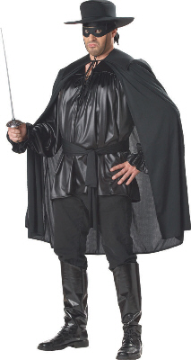 El Bandido Plus Size Adult Costume
