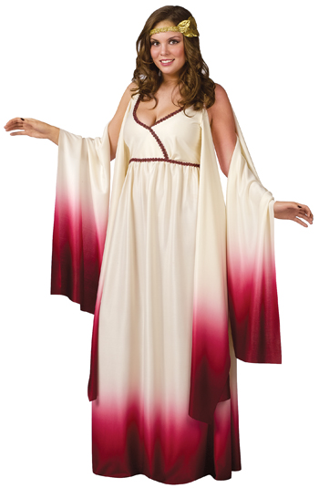 Venus Goddess Of Love Plus Size Costume