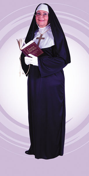 Mother Superior Plus Size Adult Costume