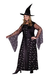 Celestial Sorceress Plus Size Adult Costume