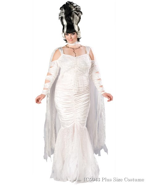 Monster Bride Plus Size Womens Costume