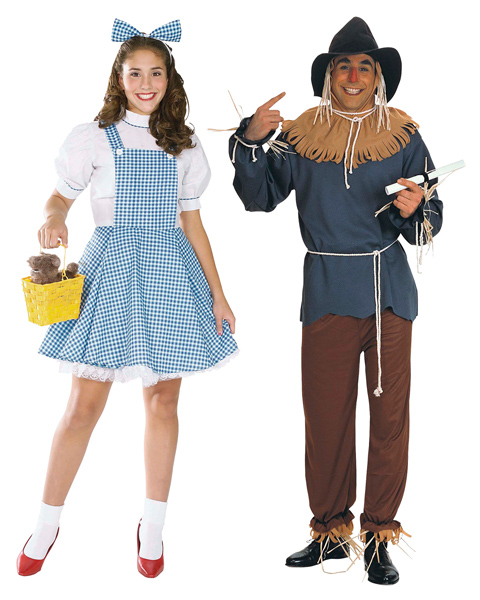 Adult Couples Dorothy Costume