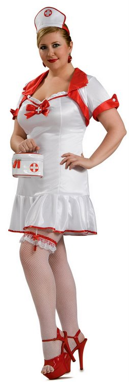 Nurse Costume - Click Image to Close