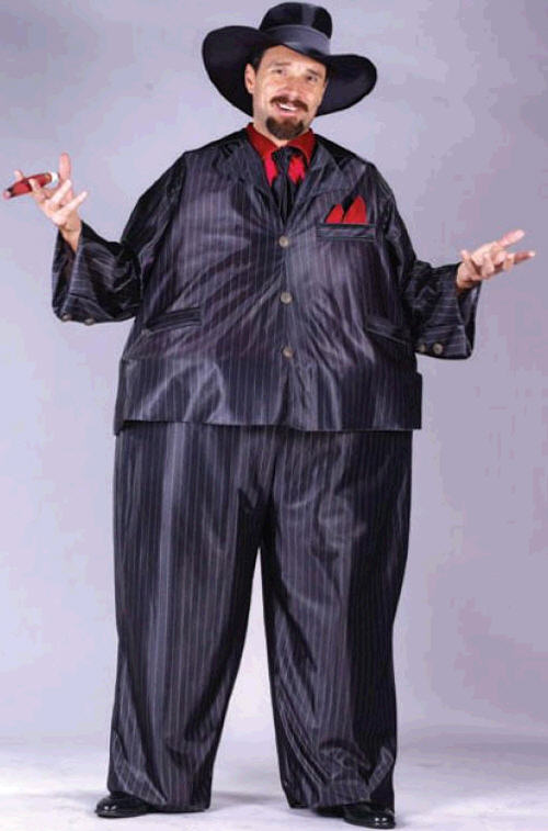 Fat Tony Costume