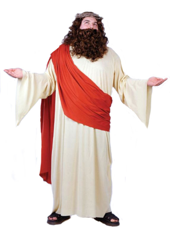 Jesus Plus Size Adult Costume