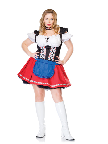 Fraulein Plus Size Costume