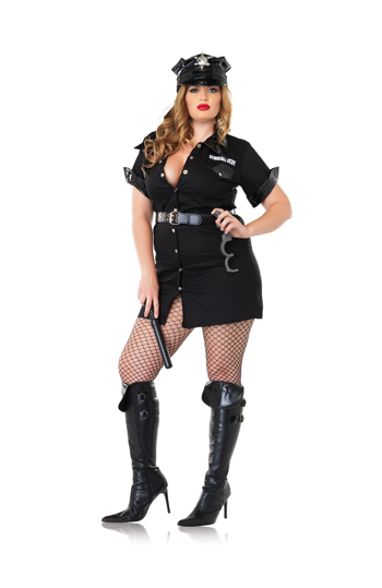 Sergeant Plus Size Costume - Click Image to Close