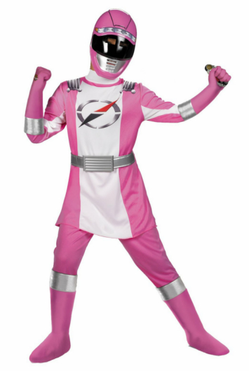 Power Rangers Operation Overdrive Pink Ranger Complete Child Cos