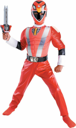 Mighty Morphin Power Rangers Costumes