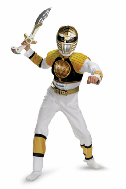 Power Rangers Special Ranger Classic Muscle Child Costume