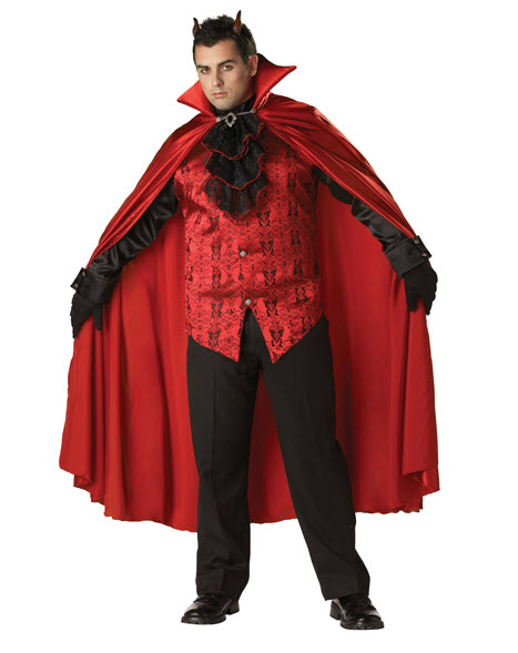 Handsome Devil Plus Size Costume