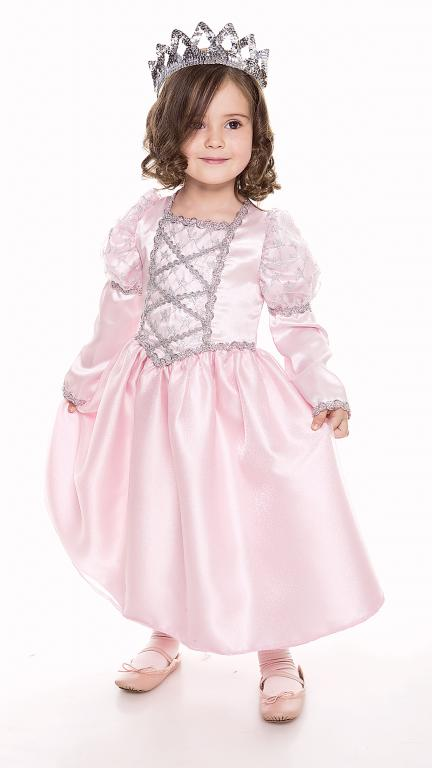 Pink Princess Toddler Costume