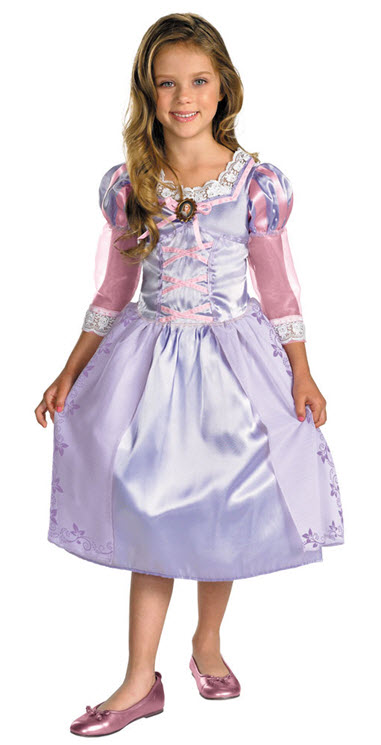 Rapunzel Classic Toddler and Child Costume