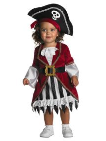 Princess Pirate Costume