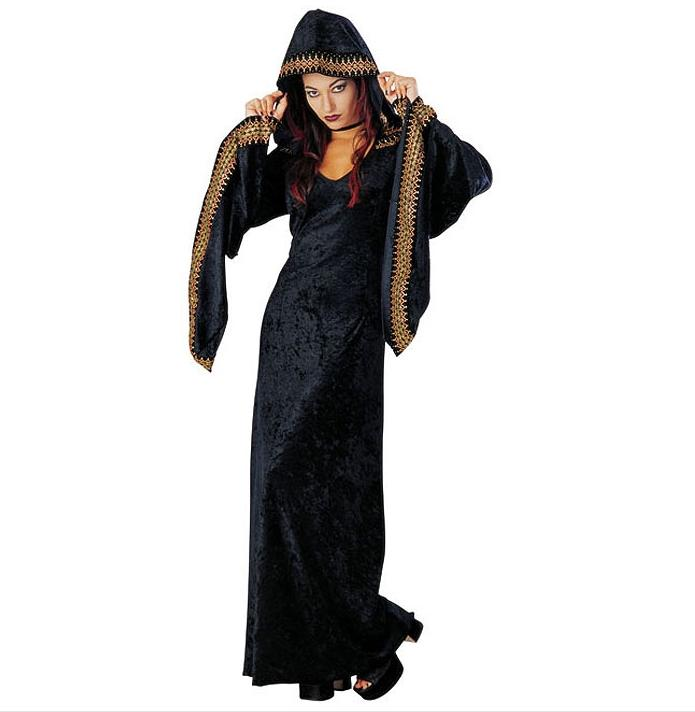 Midnight Priestess Adult Costume