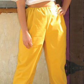 Curry Harem Pants Renaissance Collection Costume