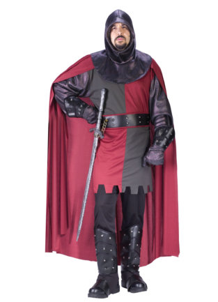 Deluxe Knight Adult Costume