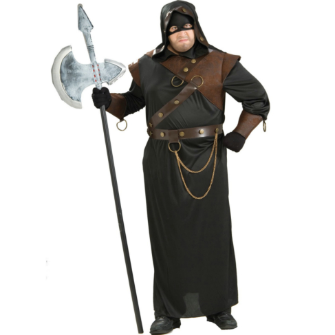 Executioner Adult Plus Costume