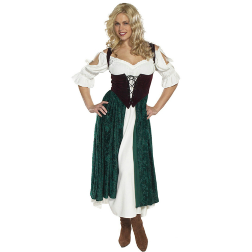 Esmeralda Village Wench Adult Costume