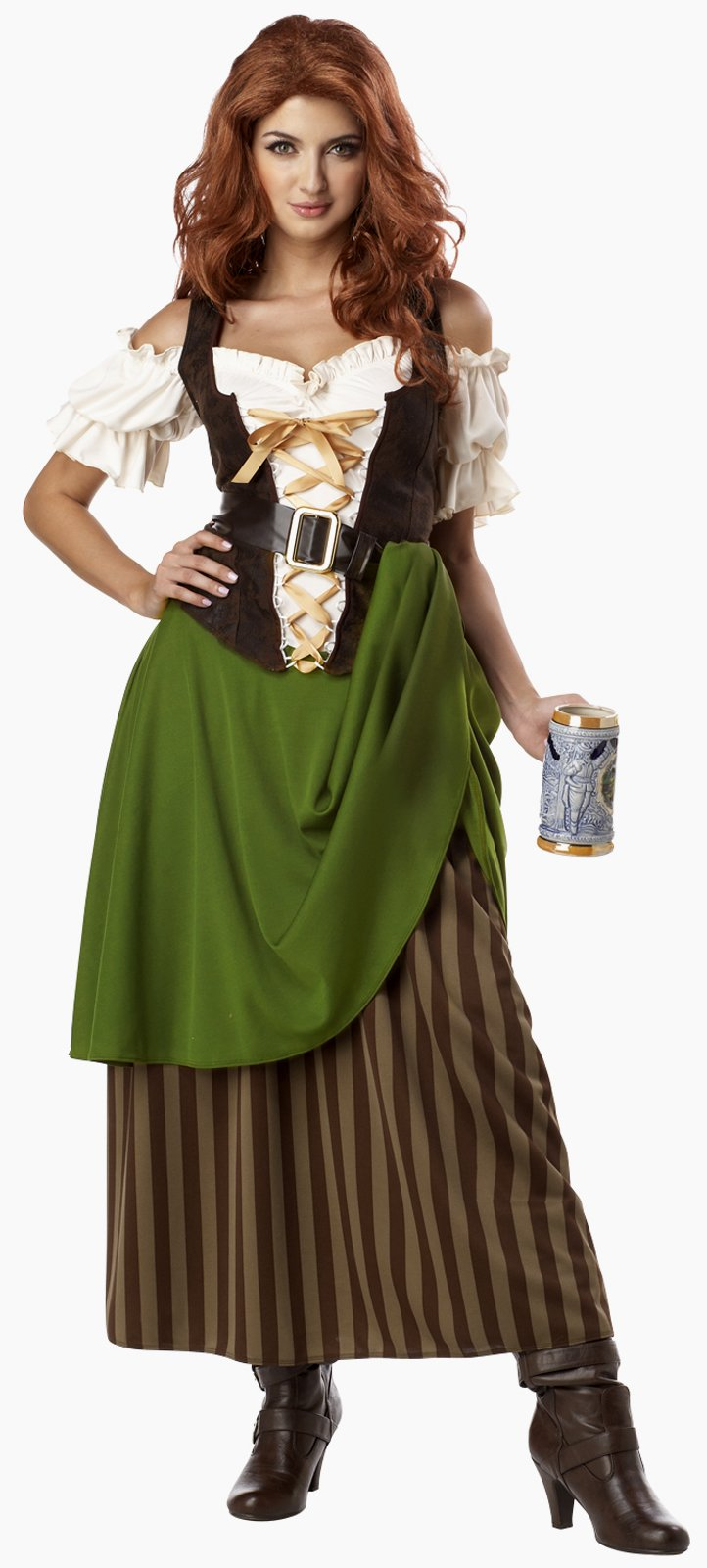 Tavern Maiden Adult Costume