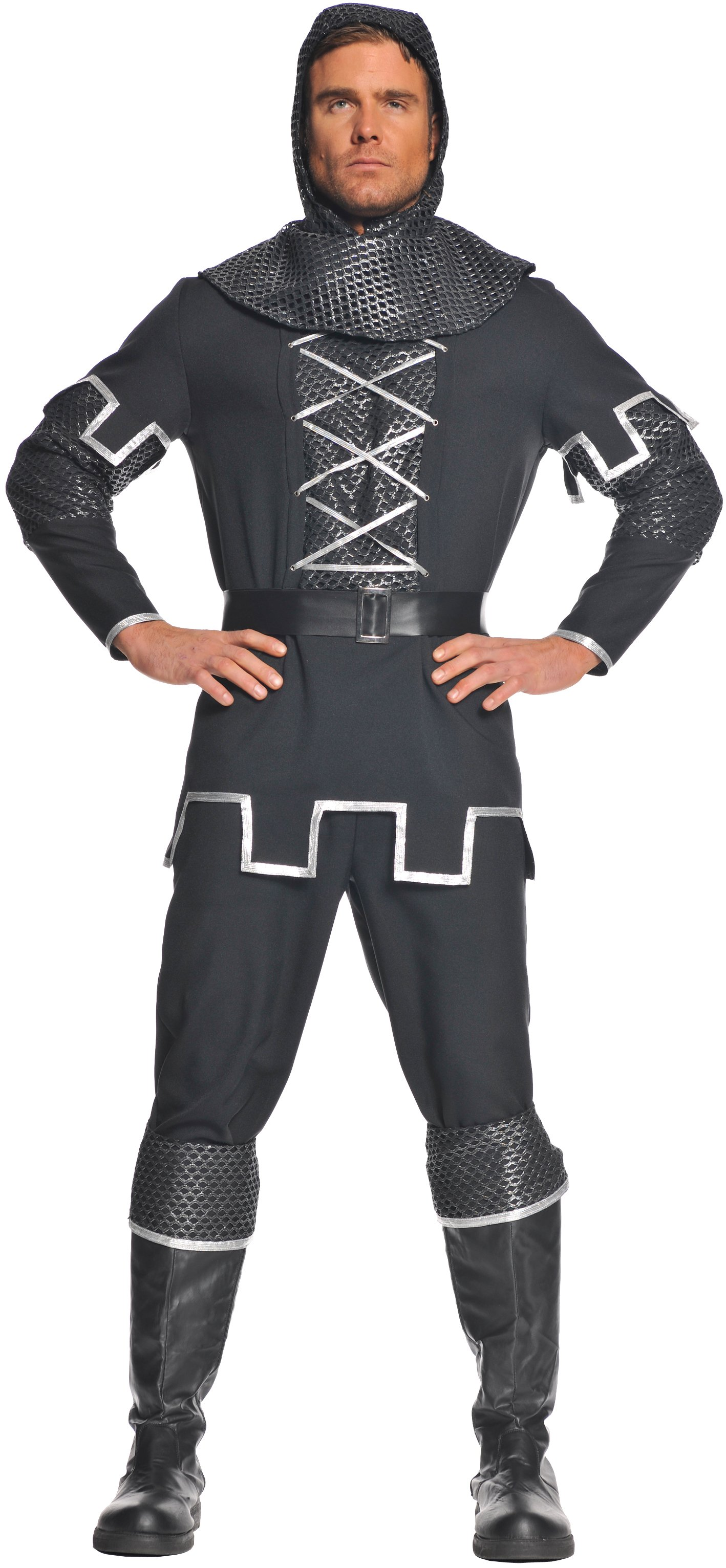 Knight Adult Plus Costume