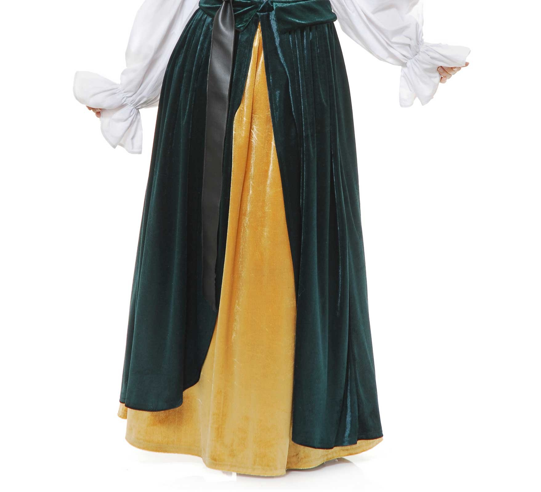 Renaissance Over Skirt Adult