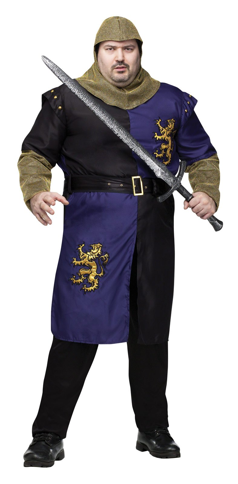 Renaissance Knight Adult Plus Costume