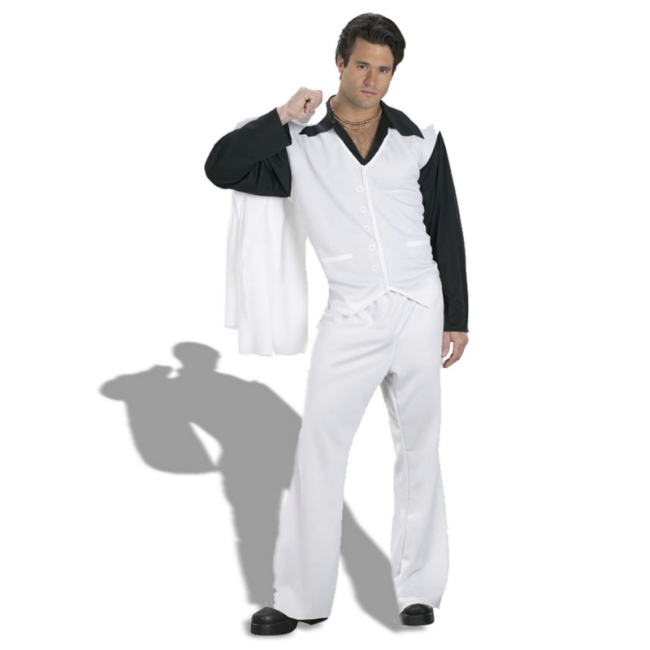 Saturday Night Fever Deluxe Adult Costume