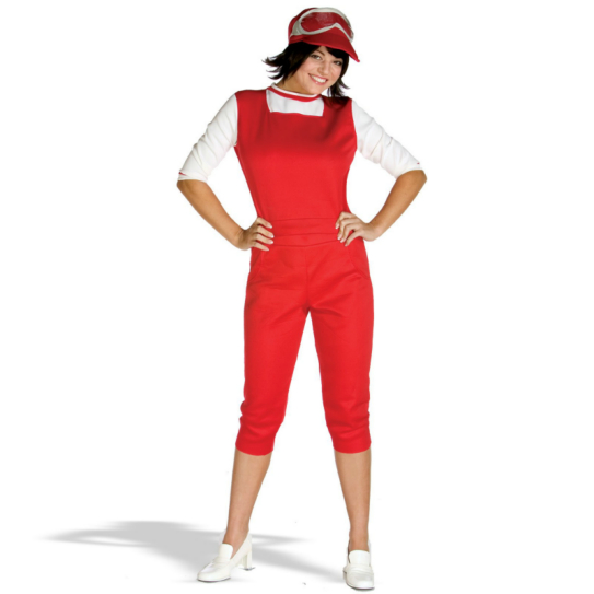 Speed Racer Trixie Adult Costume