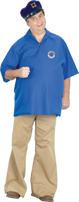 Skipper Costume